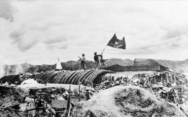 Expertos rusos rememoran historica victoria del pueblo vietnamita en Dien Bien Phu hinh anh 1