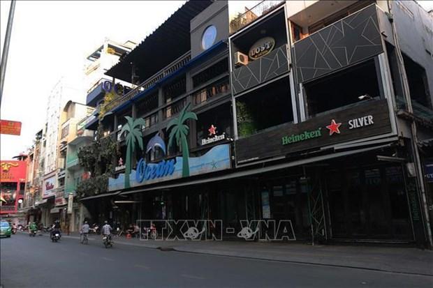 Ciudad Ho Chi Minh suspendera numerosas actividades y servicios no esenciales por el COVID-19 hinh anh 1