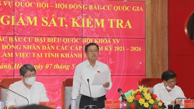 Celebraran elecciones anticipadas en varios barrios del distrito insular vietnamita de Truong Sa hinh anh 2