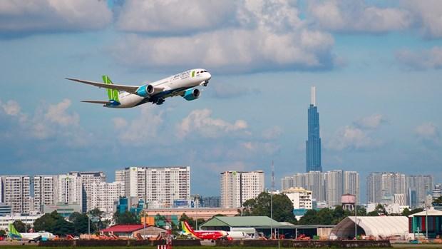 Aerolinea Bamboo Airways lista para vuelos directos entre Vietnam y Estados Unidos hinh anh 1