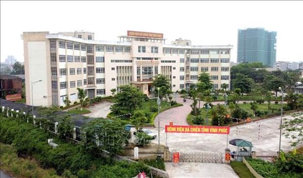 Reactivan hospital de campana en provincia viethamita debido a COVID-19 hinh anh 1