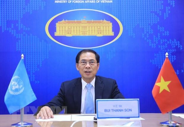 Insta Vietnam a comunidad internacional a impulsar el multilateralismo hinh anh 1
