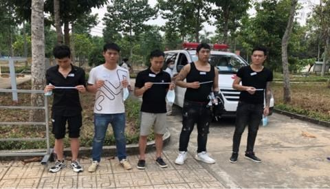 Inician en Vietnam proceso legal contra sujetos vinculados a red de inmigracion ilegal hinh anh 1