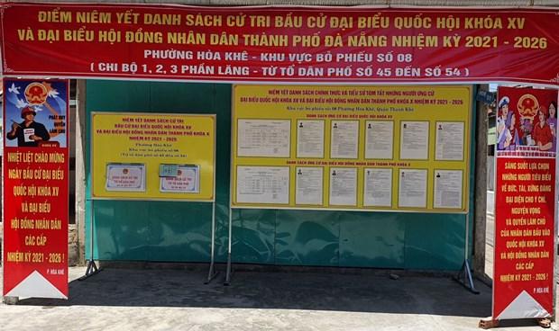 Localidades vietnamitas cambian forma de intercambio con votantes hinh anh 1