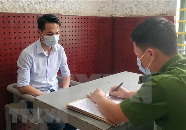 Arrestan a cuatro chinos por entrada ilegal a provincia norvietnamita hinh anh 1