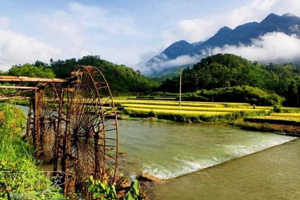 Pu Luong, lugar fantastico para los amantes de la naturaleza en Vietnam hinh anh 1