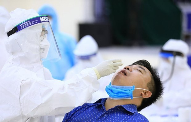 Vietnam registra 32 casos nuevos del COVID-19 hinh anh 1