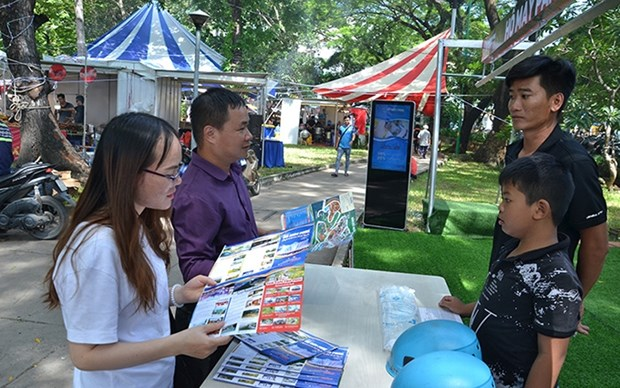 Posponen Festival de Turismo de Ciudad Ho Chi Minh 2021 hinh anh 1