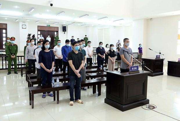 Severas sanciones a culpables en caso contrabando en empresa Nhat Cuong hinh anh 1