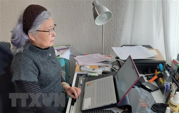 Imparable, lucha por justicia de victimas de dioxina en Vietnam hinh anh 1