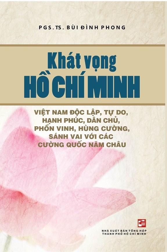 Publican nuevo libro sobre Presidente Ho Chi Minh hinh anh 2