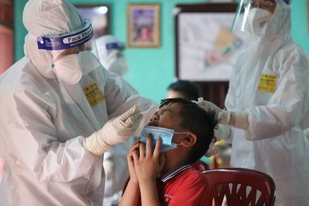 Reporta Vietnam 30 casos nuevos de COVID-19 hinh anh 1