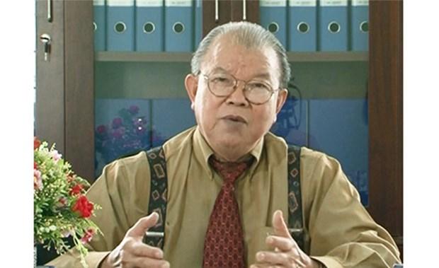 Japon confiere Orden del Sol Naciente a cientifico vietnamita hinh anh 1