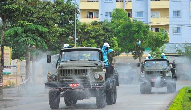 Vietnam se prepara para el peor escenario en lucha antiepidemica hinh anh 1