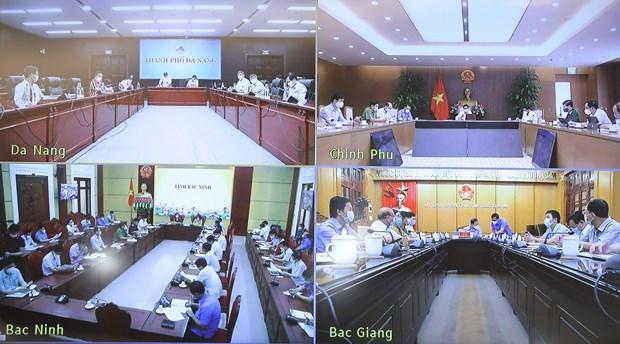 Exigen evitar propagacion de COVID-19 en zonas industriales de Vietnam hinh anh 3