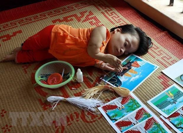 Asociacion de Victimas del Agente Naranja de Vietnam ratifica apoyo a lucha por justicia de Tran To Nga hinh anh 1