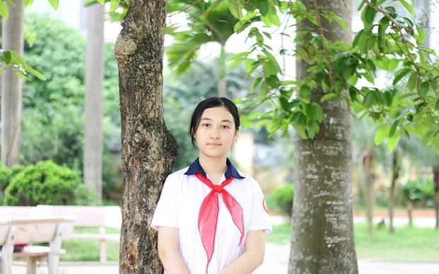 Carta a una nina recien nacida en tiempos de COVID-19 gana concurso de UPU en Vietnam hinh anh 1