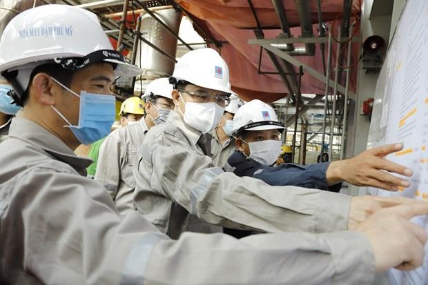PetroVietnam alcanza fuerte crecimiento gracias a gestion eficiente hinh anh 3