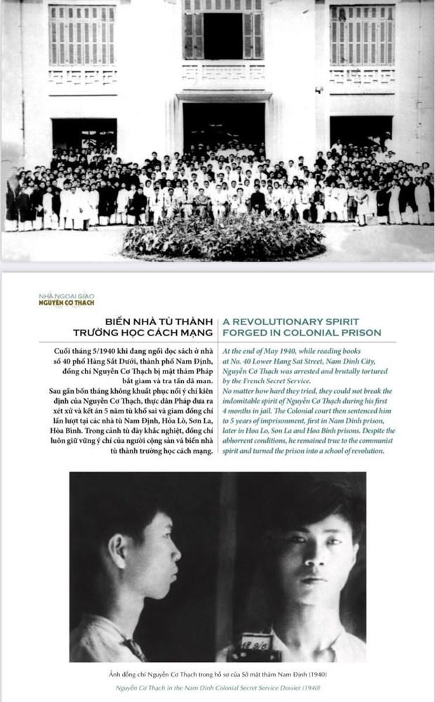 Nguyen Co Thach, leyenda de la diplomacia moderna de Vietnam hinh anh 1