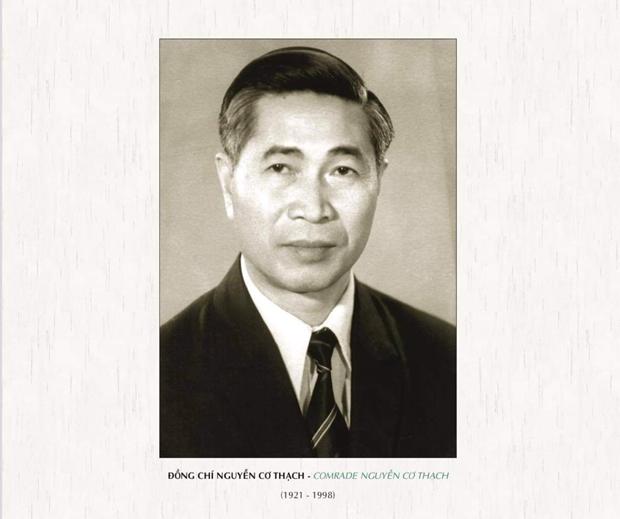 Nguyen Co Thach, leyenda de la diplomacia moderna de Vietnam hinh anh 2