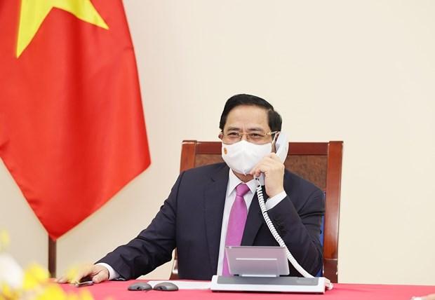 Vietnam y Tailandia trabajan por elevar el comercio bilateral a 25 mil millones de dolares en 2025 hinh anh 1