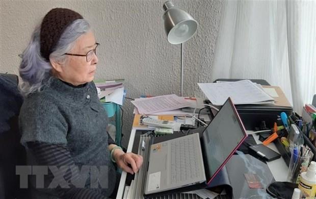 Asociacion de Victimas de Agente Naranja de Vietnam emite declaracion sobre la demanda de Tran To Nga hinh anh 1