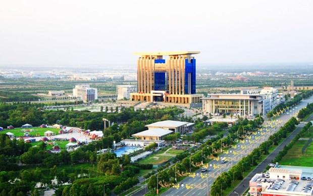 Provincia vietnamita de Binh Duong se enfoca en lograr el doble objetivo hinh anh 1
