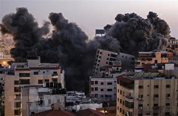 Vietnam expresa preocupacion por crecientes tensiones entre Israel y Palestina hinh anh 1