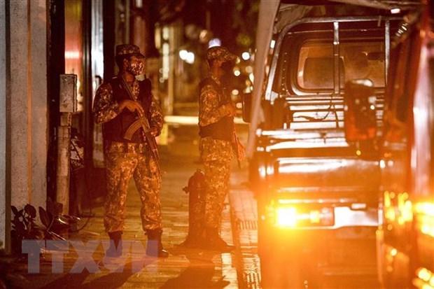 Canciller de Vietnam expresa su solidaridad con Maldivas tras atentado terrorista hinh anh 1