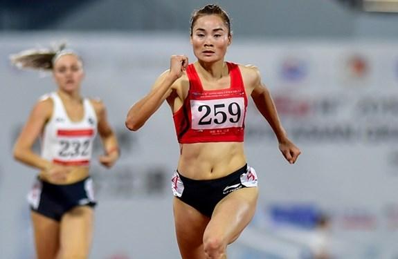 Vietnam nomina a vallista Quach Thi Lan para participar en los Juegos Olimpicos de Tokio hinh anh 1