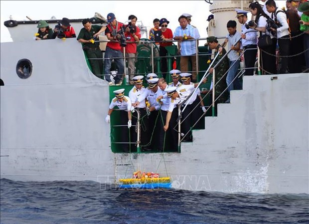 """Martires de Gac Ma: """"Monumento inmortal"""" en el corazon del pueblo vietnamita hinh anh 1"""