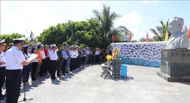 """Martires de Gac Ma: """"Monumento inmortal"""" en el corazon del pueblo vietnamita hinh anh 3"""