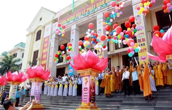 Vietnam con respeto y politica coherente sobre religion y creencias hinh anh 1