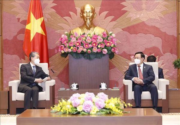 Vietnam fortalece relaciones con China hinh anh 1