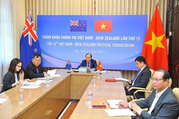 Robustecen nexos estrategicos entre Vietnam y Nueva Zelanda hinh anh 2