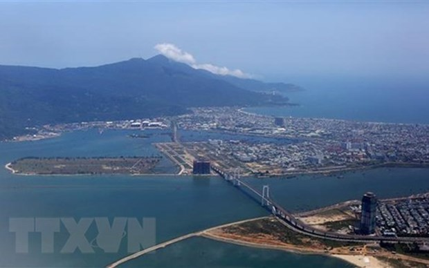 Ciudad vietnamita de Da Nang despierta interes de inversores singapurenses hinh anh 1