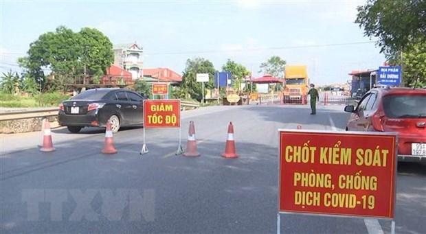 Viceprimer ministro de Vietnam pide mantenerse preparado en la lucha contra COVID-19 hinh anh 1