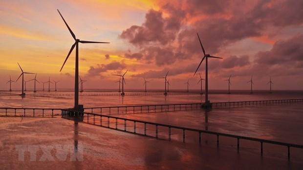 Aumenta la generacion de energia renovable en Vietnam entre enero y abril hinh anh 1