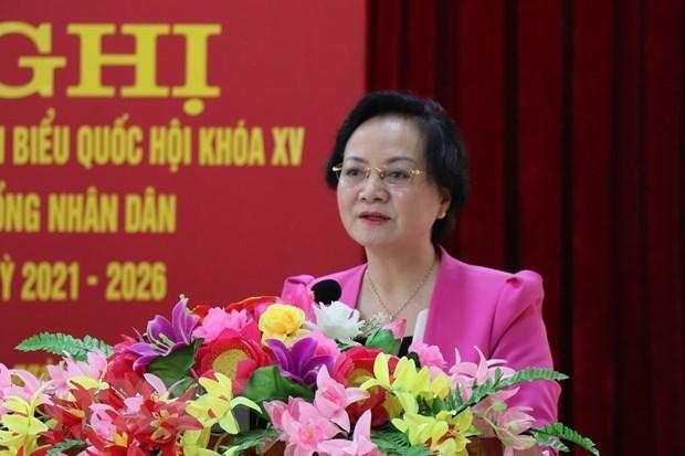 Vietnam refuerza medidas preventivas frente al COVID-19 en las proximas elecciones hinh anh 1