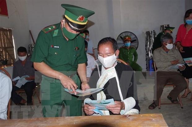 Refuerza Vietnam control de actividades migratorias hinh anh 1