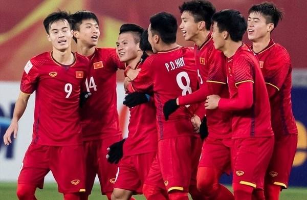 Vietnam entre cabezas de serie para eliminatorias del Campeonato Asiatico de futbol sub-23 hinh anh 1