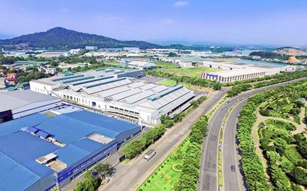Provincia vietnamita atrae mas de 92 millones de IED en primeros cuatro meses de 2021 hinh anh 1
