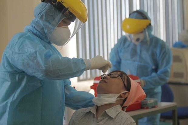 Reporta Vietnam 16 casos nuevos del COVID-19 por transmision local hinh anh 1