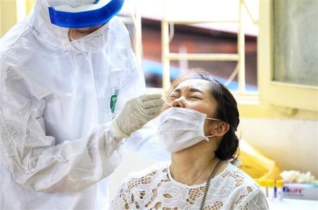 Confirma Vietnam 131 casos nuevos del COVID-19 hinh anh 1