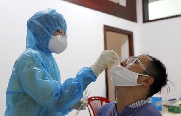 COVID-19: Registra Vietnam 16 casos nuevos por transmision local hinh anh 1
