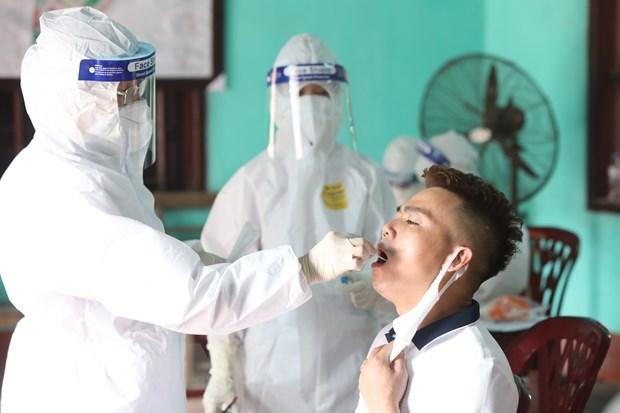 Amanece Vietnam con 20 casos del COVID-19 hinh anh 1