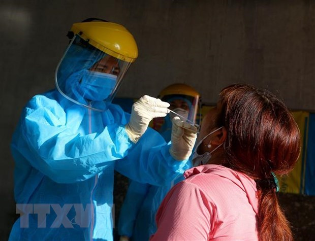 Vietnam reporta otros seis casos del coronavirus hinh anh 1