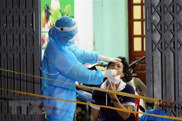Actualizacion de casos de coronavirus en Vietnam hinh anh 1