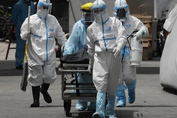 COVID-19: Filipinas con cinco mil 790 nuevos contagios hinh anh 1