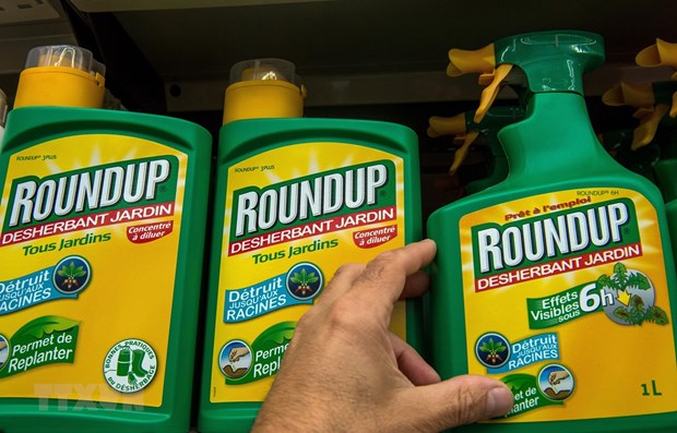 A U.S. court rejected Monsanto's appeal against the Roundup hinh anh 1 herbicide